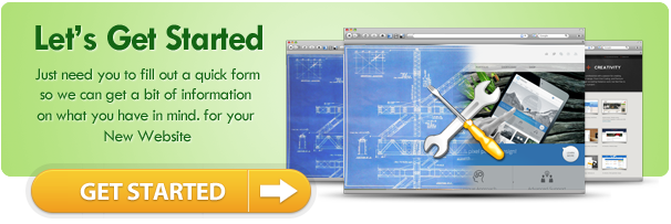 Build Your New Website